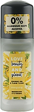 "Fragrances, Perfumes, Cosmetics Roll-on Deodorant ""Ylang-Ylang and Coconut Flowers"" - Love Beauty&Planet Deodorant Roller Coconut Oil And Ylang Ylang"