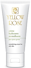 Fragrances, Perfumes, Cosmetics Balancing Day Cream - Yellow Rose Creme Hydratante Normalisante