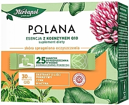 "Fragrances, Perfumes, Cosmetics Dietary Supplement ""Essence With Coenzyme Q10"" - Polana"