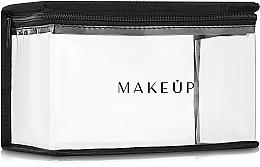"Fragrances, Perfumes, Cosmetics Silicone Makeup Bag ""Allvisible"" 20x13x14 cm - MakeUp"