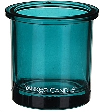 Fragrances, Perfumes, Cosmetics Tealight Votive Holder - Yankee Candle POP Teal Tealight Votive Holder