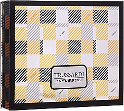 Fragrances, Perfumes, Cosmetics Trussardi Riflesso - Set (edt/50ml + show/gel/100ml)