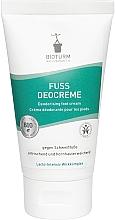 Fragrances, Perfumes, Cosmetics Deodorant Foot Cream - Bioturm Deodorant Cream for Feet Nr.80
