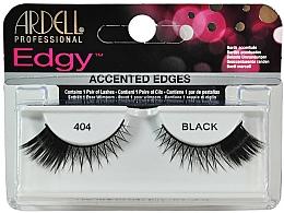 Fragrances, Perfumes, Cosmetics False Lashes - Ardell Edgy Lash 404 Black