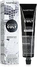Fragrances, Perfumes, Cosmetics Long-Lasting Hair Color - Matrix Socolor Cult Permanent Haircolor