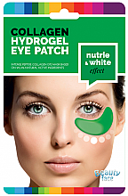 Fragrances, Perfumes, Cosmetics Cucumber Extract & Seaweed Collagen Eye Mask - Beauty Face Cucumber & Algae Hydrating & Whitening Collagen Eye Patch