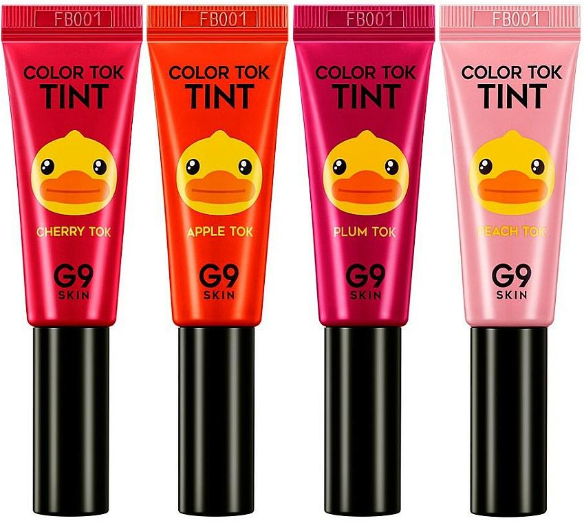 Lip Tint - G9Skin Color Tok Tint