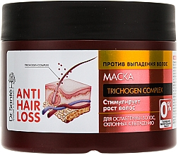 Fragrances, Perfumes, Cosmetics Weak & Breakage-Prone Hair Mask - Dr. Sante Anti Hair Loss Mask