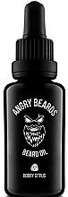 Fragrances, Perfumes, Cosmetics Beard Oil - Angry Beards Bobby Citrus Beard Oil