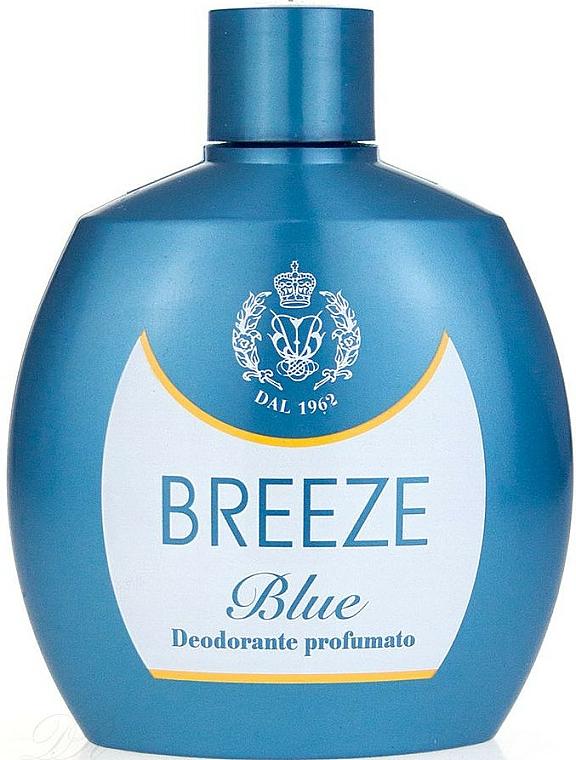 Deodorant - Breeze Squeeze Deodorant Blue