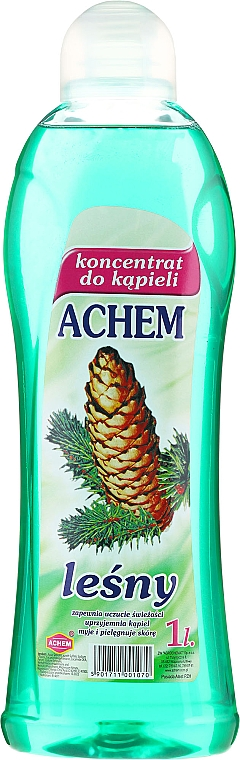 """Bath Concentrate """"Forest"""" - Achem Concentrated Bubble Bath Forest"""