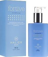 Fragrances, Perfumes, Cosmetics Men Anti Hair Loss Conditioner - Halier Men Fortive Conditioner