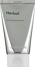 Fragrances, Perfumes, Cosmetics Soothing Detox Peeling Mask - Medi Peel Herbal Peel Tox