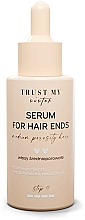 Fragrances, Perfumes, Cosmetics Medium Porosity Hair Serum - Trust My Sister Medium Porosity Hair Serum For Hair Ends
