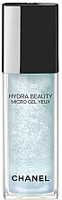 Fragrances, Perfumes, Cosmetics Moisturizing Eye Gel - Chanel Hydra Beauty Micro Gel Yeux