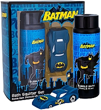 Fragrances, Perfumes, Cosmetics DC Comics Batman - Set (bath/foam/250ml + toy)
