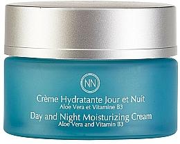 Fragrances, Perfumes, Cosmetics Face Cream - Innossence Innosource Moisturizing Cream Day And Night