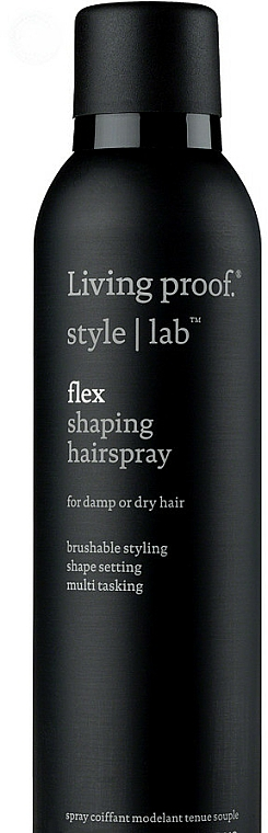 Hairspray - Living Proof Style-Lab Flex Shaping — photo N1