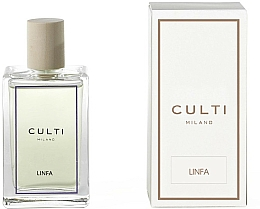 Fragrances, Perfumes, Cosmetics Room Fragrant Spray - Culti Milano Room Spray Linfa