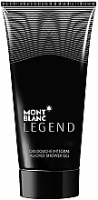 Fragrances, Perfumes, Cosmetics Montblanc Legend All-Over Shower Gel - Shower Gel