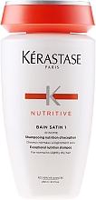 Fragrances, Perfumes, Cosmetics Normal & Slightly Dry Hair Shampoo - Kerastase Bain Satin 1 Irisome Nutritive Shampoo