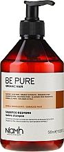 Fragrances, Perfumes, Cosmetics Repair Shampoo for Damaged Hair - Niamh Hairconcept Be Pure Restore Shampoo