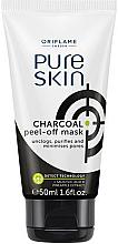 Fragrances, Perfumes, Cosmetics Charcoal Purifying Peel-Off Mask - Oriflame Pure Skin Charcoal Peel-off mask