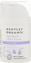 Fragrances, Perfumes, Cosmetics Face Cream - Bentley Organic Skin Blossom Age Resist Face Cream