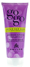 Fragrances, Perfumes, Cosmetics Repair Hair Mask - Kallos Cosmetics Gogo Repair Conditioner For Dry Hair