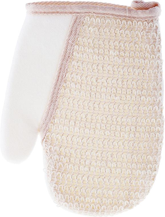 Shower Glove 1956, with sisal insert - Top Choice Wash Sponge