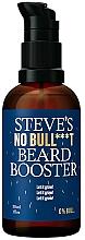 Fragrances, Perfumes, Cosmetics Beard Oil - Steve`s No Bull***t Beard Booster