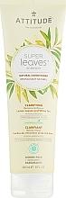 Fragrances, Perfumes, Cosmetics Hair Conditioner - Attitude Conditioner Clarifying Lemon Leaves And White Tea