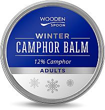 Fragrances, Perfumes, Cosmetics Body Balm - Wooden Spoon Winter Camphor Balm