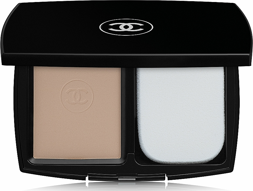 Ultra Long-Lasting Compact Foundation - Chanel Le Teint Ultra Teint Compact