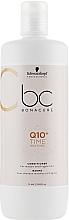 Fragrances, Perfumes, Cosmetics Conditioner Q10 - Schwarzkopf Professional BC BonacureTime Restore Q10 Plus Conditioner