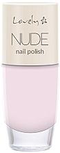 Fragrances, Perfumes, Cosmetics Nail Polish - Lovely Nude Nail Polish