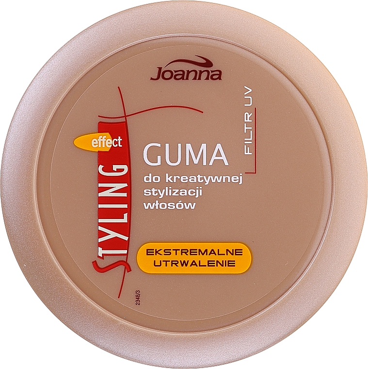 Styling Hair Gum - Joanna Styling Effect Creative Hair Styling Gum Extreme Fixation