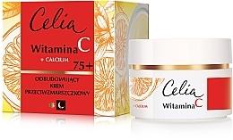 Fragrances, Perfumes, Cosmetics Anti-Wrinkle Day and Night Face Cream 75+ - Celia Witamina C