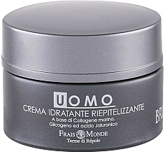 Fragrances, Perfumes, Cosmetics Face Cream - Frais Monde Men Brutia Repairing Moisturizing Cream