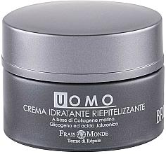Fragrances, Perfumes, Cosmetics Face Cream - Frais Monde Men Brutia Repairing Moisturizing Cream