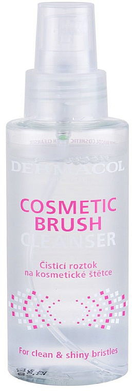 Brush Cleanser - Dermacol Brushes Cosmetic Brush Cleanser