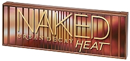 Fragrances, Perfumes, Cosmetics Eyeshadow Palette, 12 Shades - Urban Decay Naked Heat Eyeshadow Palette