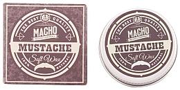 Fragrances, Perfumes, Cosmetics Mustache Wax - Macho Beard Company Soft Natural Mustache Wax