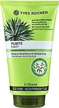 Fragrances, Perfumes, Cosmetics Cleansing Before Shampoo Nettle Mask - Yves Rocher Purity
