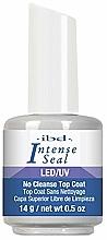 Fragrances, Perfumes, Cosmetics Intense Seal Top Coat - IBD LED/UV Intense Sea No Cleanse Top Coat