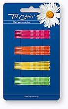 Fragrances, Perfumes, Cosmetics Hair Bobby Pins, multicolored, 24 pcs - Top Choice