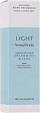 "Fragrances, Perfumes, Cosmetics Room Mist ""Mint & Lime"" - AromaWorks Light Range Room Mist"