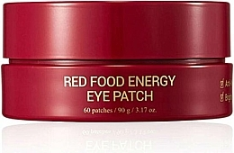 Fragrances, Perfumes, Cosmetics Eye Patches - Yadah Red Food Energy Eye Patch