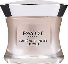 Fragrances, Perfumes, Cosmetics Anti-Aging Day Cream - Payot Supreme Jeunesse Jour Day Cream