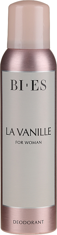 Bi-Es La Vanille - Scented Deodorant
